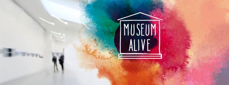 logo Museum Alive