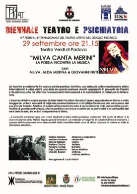 Biennale Teatro e Psichiatria